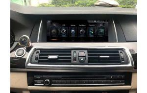 BMW F10 F11 Android Navigatie upgrade met vervangend scherm