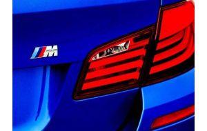 BMW M logo embleem achterklep origineel