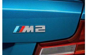 BMW M2 logo embleem achterklep origineel