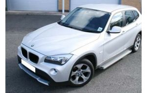 BMW X1 E84 Side steps