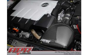 APR Carbonio carbon air intake VW Golf V 5 VI 6 Scirocco Audi A3 2.0 TDI