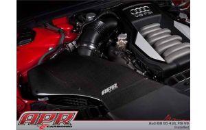 APR Carbonio carbon air intake Audi A4 S4 S5 B8 3.0 TFSI S5 4.2 V8