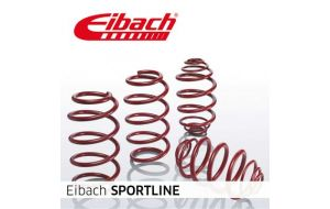 Eibach Sportline verlagingsveren tot 50mm