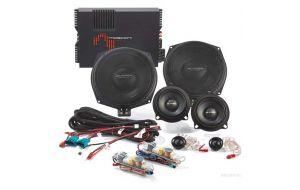 Gladen Boxmore BMW GT audio upgrade pakket