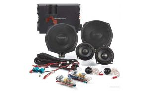 Gladen Boxmore BMW DSP audio upgrade pakket