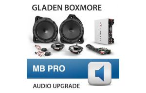 Gladen Boxmore MB Pro