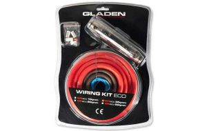 Gladen WK 35 ECO amplifier cable kit