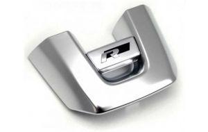 VW Golf 6 VI R R-line stuurclip zilver origineel