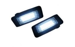 LED kentekenverlichting BMW 1-serie 3-serie 5-serie X5 X6
