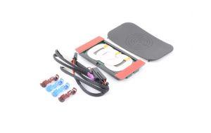 Universele inbouw QI draadloze auto telefoon oplader - Inbay