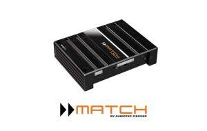 Match audio upgrade DSP