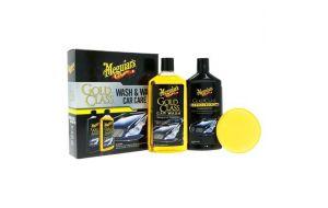 Mequiars Gold Class Wash & Wax Car Care kit