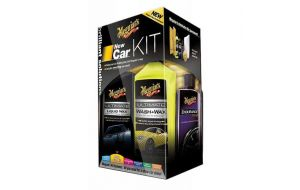 Mequiars New Car kit