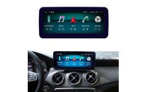 Mercedes Android navigatie upgrade met vervangend scherm