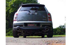 Milltek Sport uitlaat Mini Cooper S Clubman R55