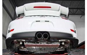 Milltek uitlaat Porsche 911 991 991.2 GT3 en GT3 RS