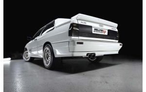 Milltek Sport uitlaat Audi UR Quattro