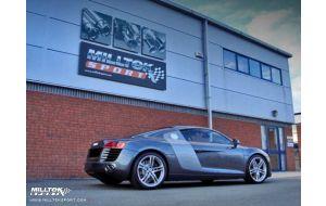 Milltek Sport Audi R8 4.2 V8 FSI uitlaat