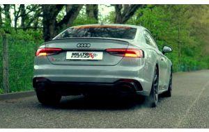 Milltek uitlaat Audi RS5 B9