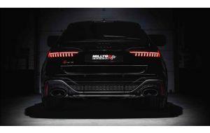 Milltek Sport uitlaat Audi RS6 C8 4.0 V8 Biturbo