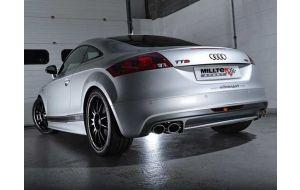 Milltek Sport uitlaat Audi TT 8J 3.2 V6