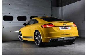 Milltek Sport uitlaat Audi TTS 8S 2.0TFSI Quattro