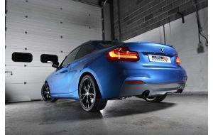 Milltek Sport uitlaat BMW 2-serie F22 M235i
