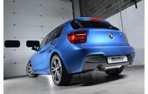 Milltek Sport uitlaat BMW 1-serie F20 M 135i