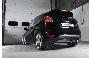 Milltek Sport uitlaat Ford Fiesta ST 1.6 EcoBoost 182PK - ST200