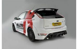 Milltek Sport uitlaat Ford Focus MK2 RS 2.5T