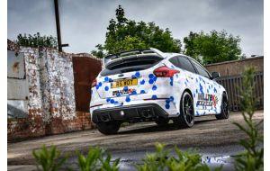 Milltek uitlaat Ford Focus MK3 RS 2.3 Ecoboost
