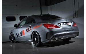 Milltek Sport uitlaat Mercedes CLA 250