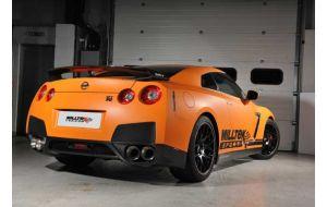 Milltek uitlaat Nissan GT-R R35