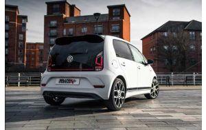 Milltek uitlaat VW Up GTI 1.0TSI 115PK