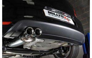Milltek uitlaat VW Polo 6C 1.8 TSI 192PK GTI