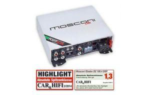 Mosconi D2 100.4 DSP 4-kanaals versterker