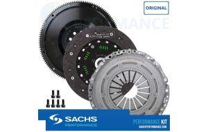 SACHS Performance ombouwset: koppeling met vliegwiel