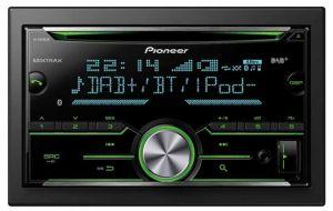 Pioneer FH-X840DAB radio