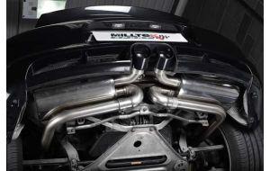 Milltek Sport uitlaat Porsche Boxster S 3.2 987 Gen2