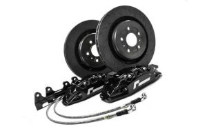 RacingLine 4 zuiger Monoblock Brake kit 345mm VW Golf 7