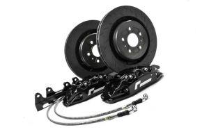 RacingLine 6 zuiger Front Brake kit 360mm VW Golf 5 6