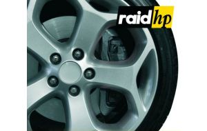 Remklauw verf antraciet metallic - Raid HP