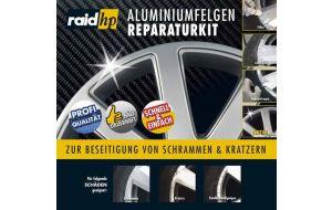 Raid HP velgen reparatie aluminium