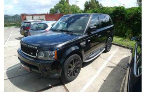 Range Rover Sport 2006-2013 Side Steps - Pro Car Tuning