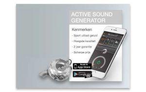 Active sound generator Audi - Diesel en Hybride