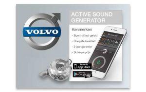 Active Sound Generator Volvo - Diesel en Hybride