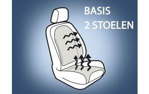 Stoelverwarming inbouw basis 2 stoelen