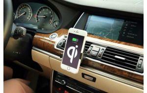 Universele QI draadloze auto telefoon oplader - Inbay