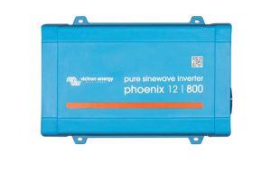 Victron Phoenix omvormer 12v 800W incl. inbouw bedrijfswagen
