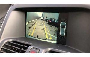 Volvo achteruitrijcamera inbouw op origineel display